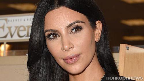 Ким Кардашьян: «Беременность - это ужасно»