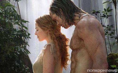 Александр Скарсгард получил травму во время съемок секс-сцены с Марго Робби в «Тарзане»