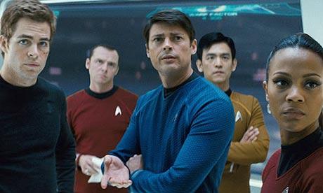Сиквел фантастического боевика «Звездный путь» выйдет в 2012 году