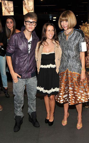 Джастин Бибер на вечеринке Dolce & Gabbana в рамках Недели моды в Нью-Йорке