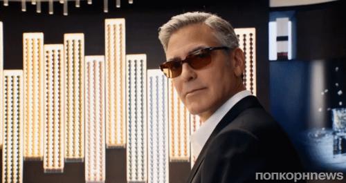 Мэтт Дэймон и Джордж Клуни в рекламе Nespresso