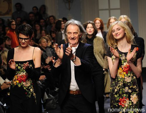 Paul Smith - обладатель высшей награды British Fashion Awards 2011