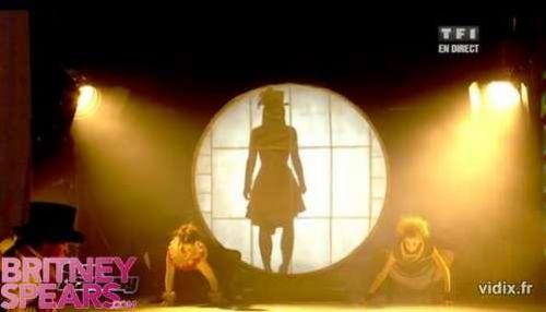 Видео: Бритни Спирс на шоу Star Academy