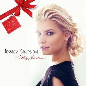 Новый рождественский сингл Джессики Симпсон похож на песню Мэрайи Кэри