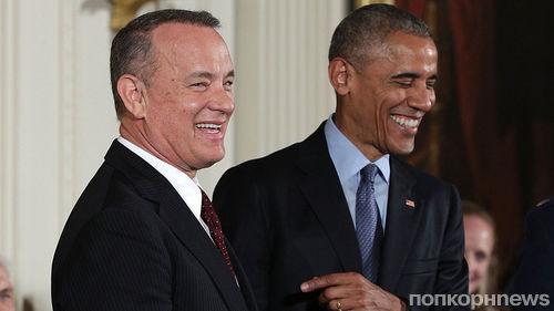 Леонардо ДиКаприо, Том Хэнкс и другие звезды записали трибьют-видео для Барака Обамы