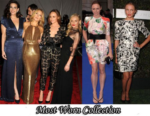 В 2009 году звезды выбирали одежду от Stella McCartney Resort 2010