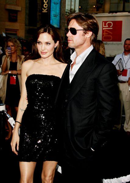 Анджелина Джоли: я люблю Брэда, потому что он настоящий мужчина