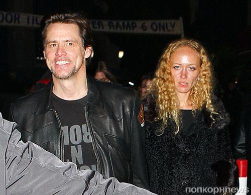 Джим Керри встречается с русской студенткой