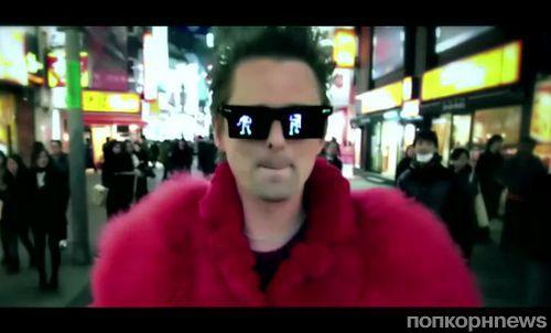 Новый клип Muse - Panic Station