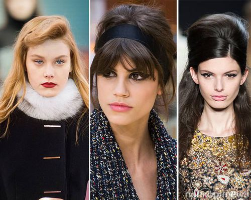 Что модно в этом сезоне из причесок из длинных волос