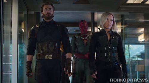 Marvel показала новое промо видео «Мстителей: Война бесконечности»