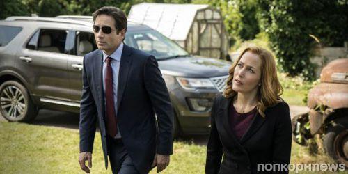 Первые фото: Малдер и Скалли в 11 сезоне «Секретных материалов»