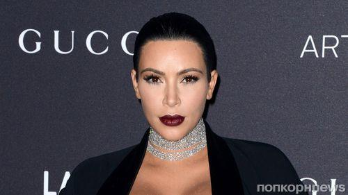 Ким Кардашьян летает в Париж ради чизкейка