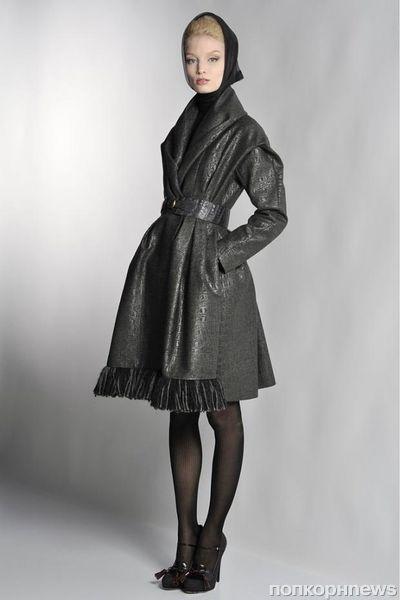 Пре-коллекция John Galliano. Осень 2012