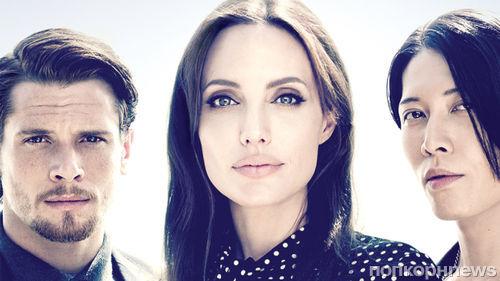 Анджелина Джоли в журнале Variety. Выпуск 3