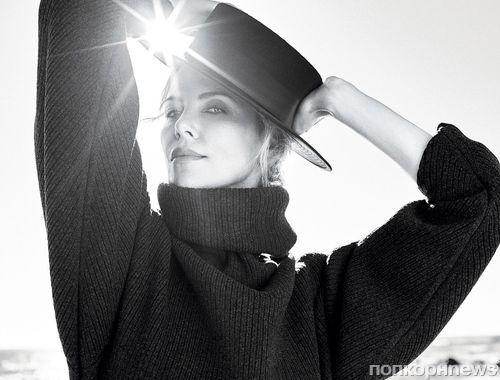 Шарлиз Терон рассказала о воспитании усыновленных детей в фотосете для Elle