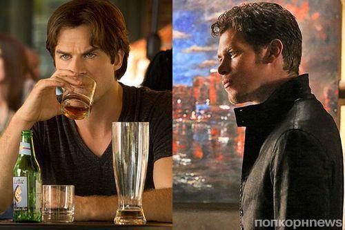 7 сезон «Дневников вампира»: первые официальные кадры
