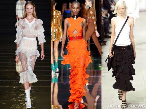 Фото обзор: модные юбки лета-2016