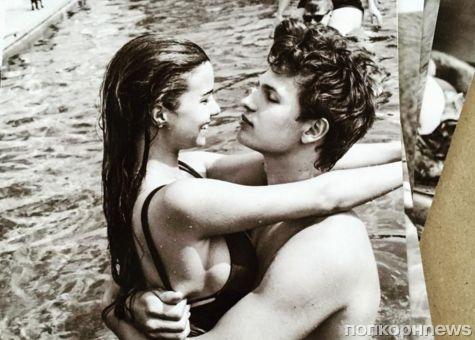 Энсел Элгорт показал романтичное фото из отпуска