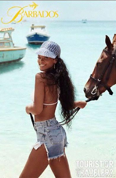 Первый взгляд на рекламную кампанию Барбадоса с Рианной