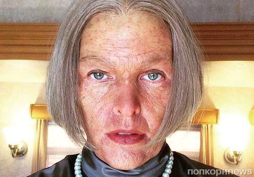 Милла Йовович превратилась в старуху на съемках «Обители зла 6»