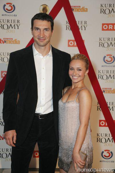 Хейден Паннетьер и Владимир Кличко помолвлены?