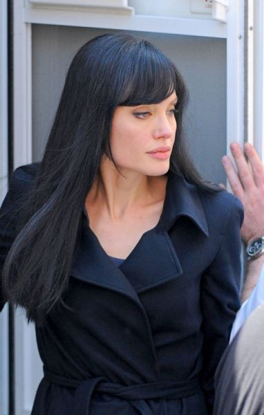 Анджелина Джоли и Брэд Питт: раздельно в Нью-Йорке