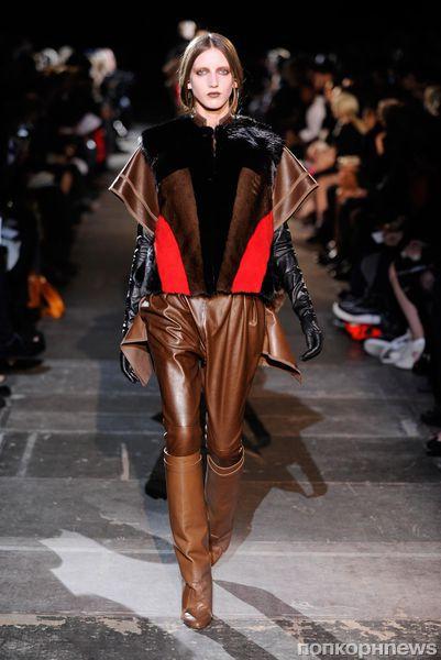 Модный показ Givenchy. Осень / зима 2012-2013