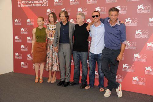 Хроника 68-го Венецианского кинофестиваля