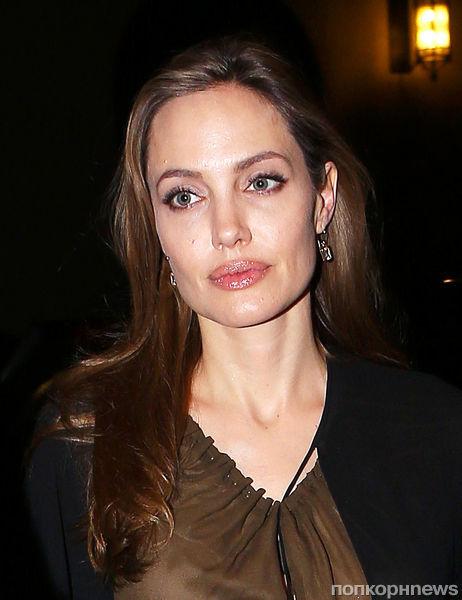 Новая коллекция ювелирных украшений Анджелины Джоли