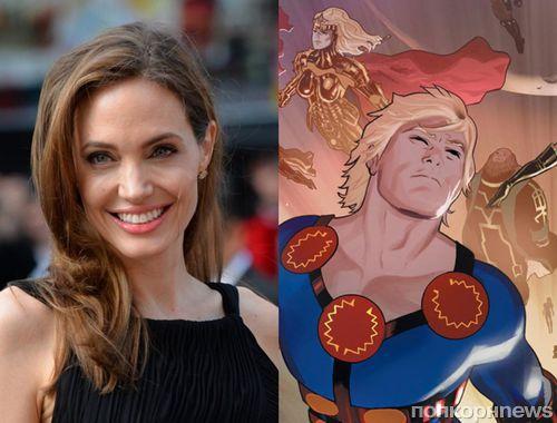 Из злодейки в супергероини: Анджелина Джоли может сыграть в новом фильме Marvel