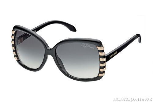 Roberto Cavalli возобновляет производство солнцезащитных очков