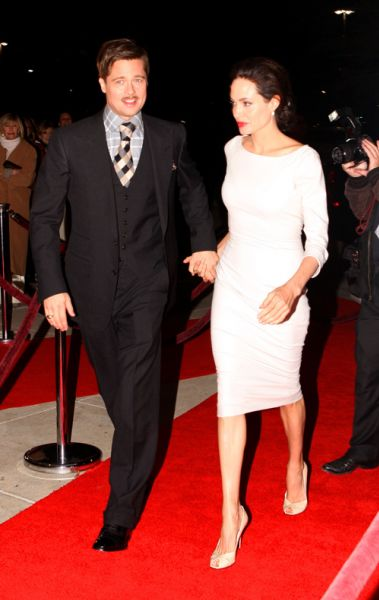 Что готовит Анджелина Джоли для Брэда Питта?