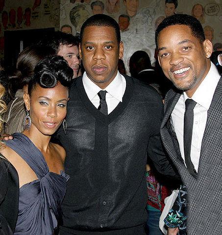 Jay-Z и Уилл Смит станут бизнес-партнерами
