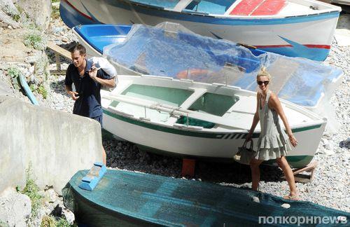 Ники Хилтон с мужем отдыхают в Италии