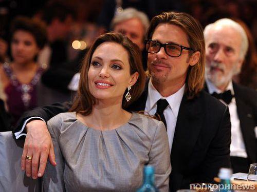 СМИ: Анджелина Джоли и Брэд Питт разводятся