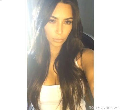 Ким Кардашьян в очередной раз ответила хейтерам: «Да пошли вы»