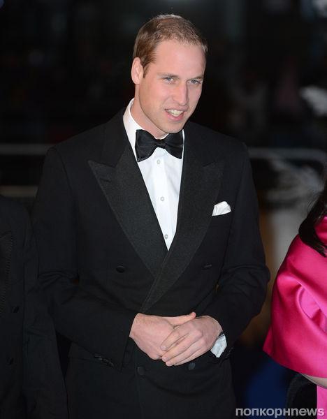 Принц Уильям покидает службу в ВВС Великобритании