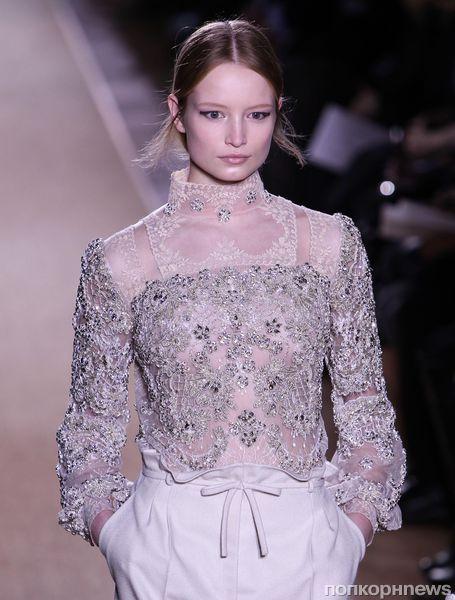 ������ ����� Valentino Haute Couture. ����� / ���� 2012