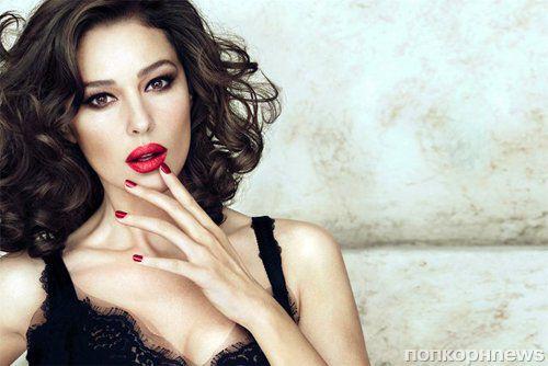 Моника Беллуччи стала новым лицом Dolce & Gabbana Beauty