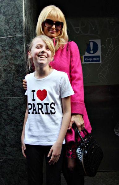 Похождения блондинки в Лондоне