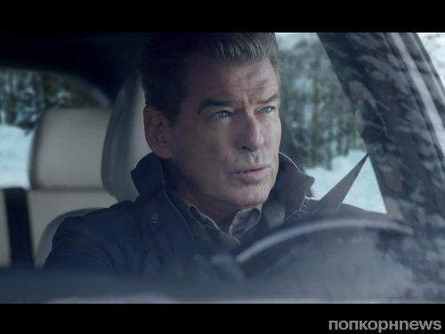 Пирс Броснан в новом рекламном ролике Kia
