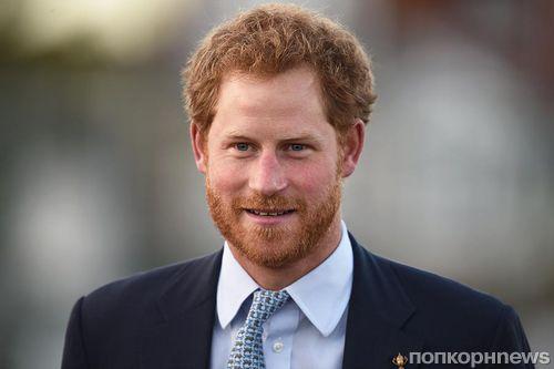 Принц Гарри спел с группой Coldplay