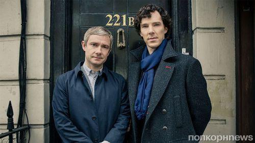 Рейтинги финала 4 сезона «Шерлока» установили анти рекорд
