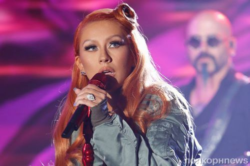 Кристина Агилера выпустила новый сингл Telepathy