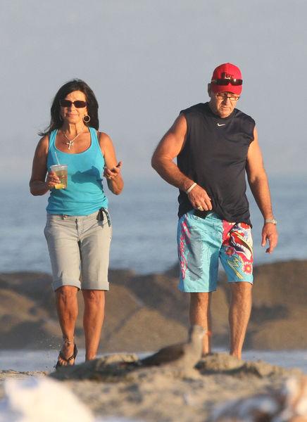 Родители Бритни Спирс воссоединились через восемь лет после развода
