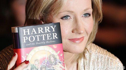 Автор «Гарри Поттера» стала самой богатой знаменитостью Европы