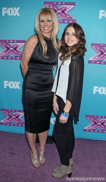 Пресс-конференция финала шоу X Factor