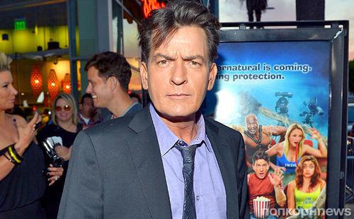 Чарли Шин в эфире NBC признается что болен СПИДом