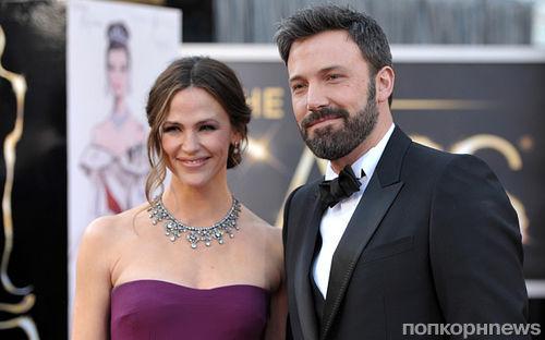 Бен Аффлек и Дженнифер Гарнер отказались от адвокатов для развода